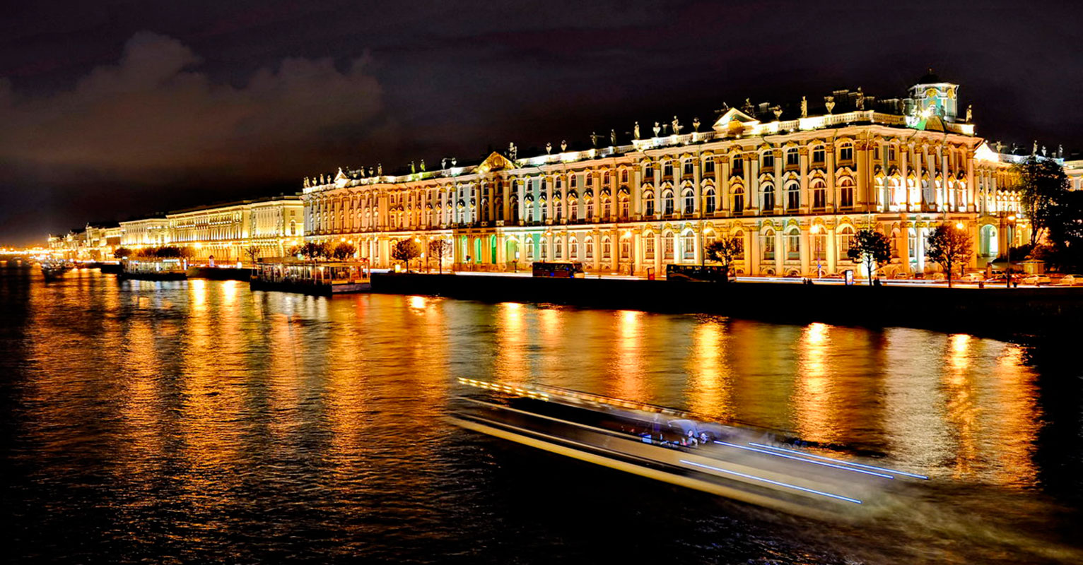 "Overnight journey ""All of Saint Petersburg"""
