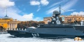 День ВМФ в Санкт-Петербурге: парад на Неве, концерт на Дворцовой площади и грандиозный салют