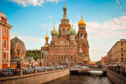 Church of the Savior on Spilled Blood