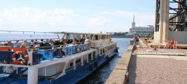Cruise-transfer to Sevkable Port