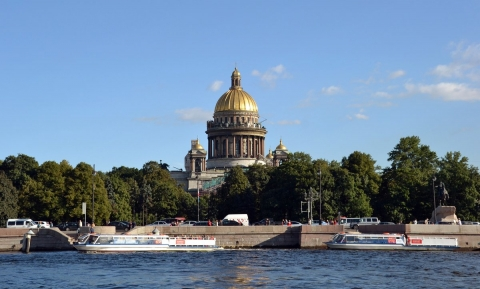 St Isaac`s  Cathedral